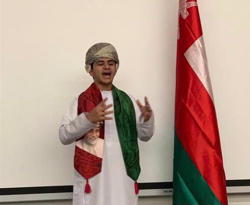 طالبان عمانيان يفوزان بالمراكز الأولى عربيا في مسابقة التحدث باللغة العربية الفصحى والخطابة