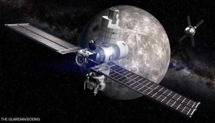 الإمارات ترسل مستكشفًا إلى القمر في 2022