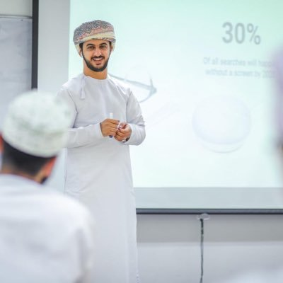 اختيار عماني كأول خبير مطوري جوجل في السلطنة