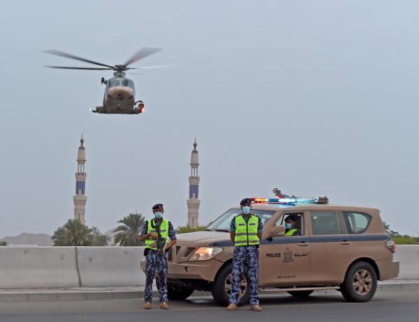 شرطة عمان السلطانية: الإصابات ارتفعت بظفار نتيجة لمخالفة قرارات اللجنة العليا