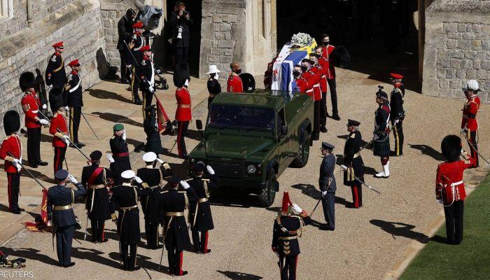 بالصور.. بريطانيا تودع الأمير فيليب