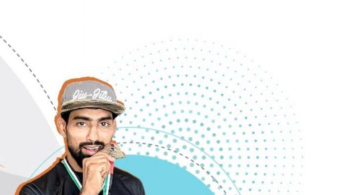 عماني يفوز بالمركز  الأول في بطولة أبوظبي العالمية لمحترفي الجوجيتسو