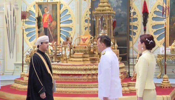 سفيرنا لدى تايلاند يقدم أوراق اعتماده