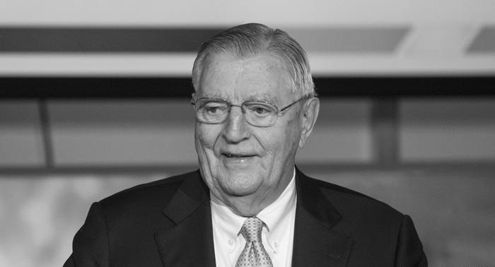 Former US Vice President Walter 'Fritz' Mondale dies at 93