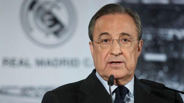 بيريز : الهدف الأساسي لدوري السوبر الأوروبي هو إنقاذ كرة القدم