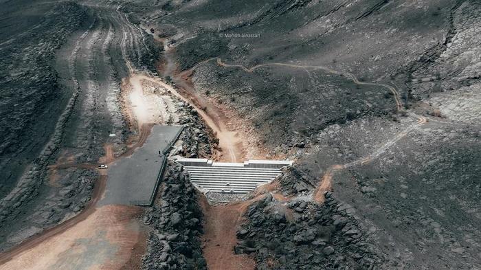 New dam in  Al Hamra to mitigate water crisis
