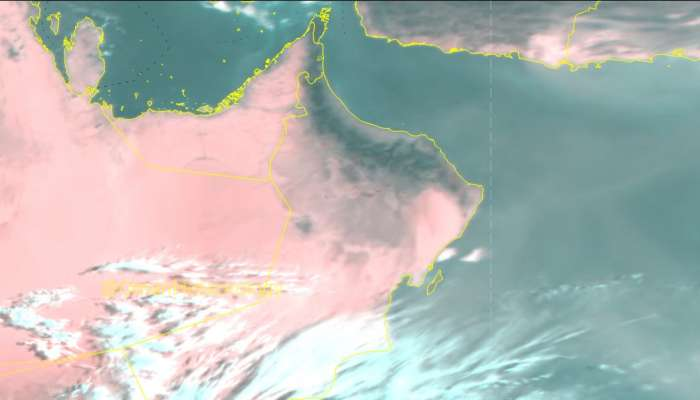 Scattered rainfall over Dhofar's coastal areas expected