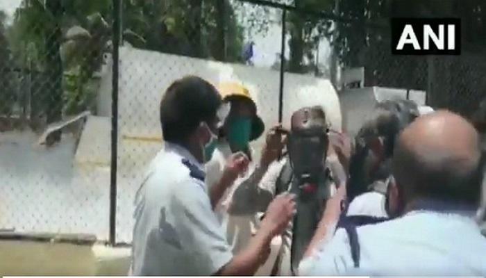 22 killed in oxygen tanker leak incident in India