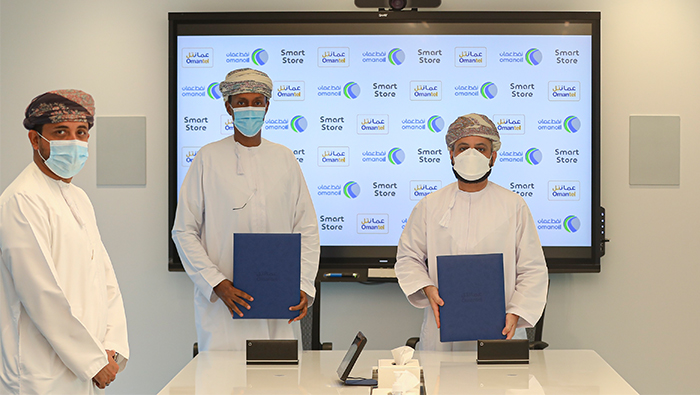 Omantel and OOMCO sign agreement to launch Middle East's first smart Ahlain store