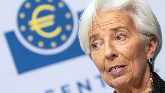 EU economy 'on crutches,' warns ECB chief Christine Lagarde