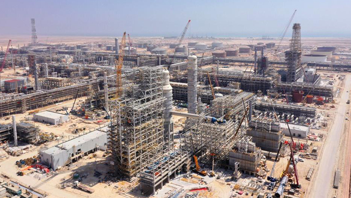 Duqm refinery project marks 80% progress