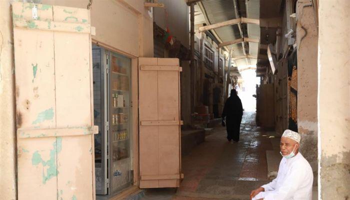 سوق الخابورة ..من أقدم الأسواق في محافظة شمال الباطنة