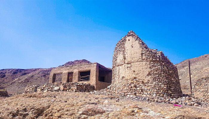 حصن 'المطلع' بقرية  الثّقبَة يعود إلى أكثر من 1200 عام