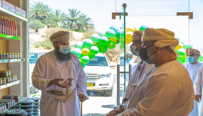 Zubair SEC member's company Al Broumi Honey opens first dedicated store