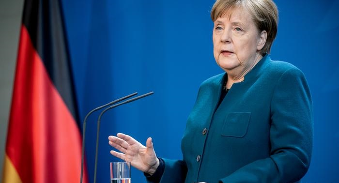 Angela Merkel defends 'tough' emergency COVID-19 measures amid third wave