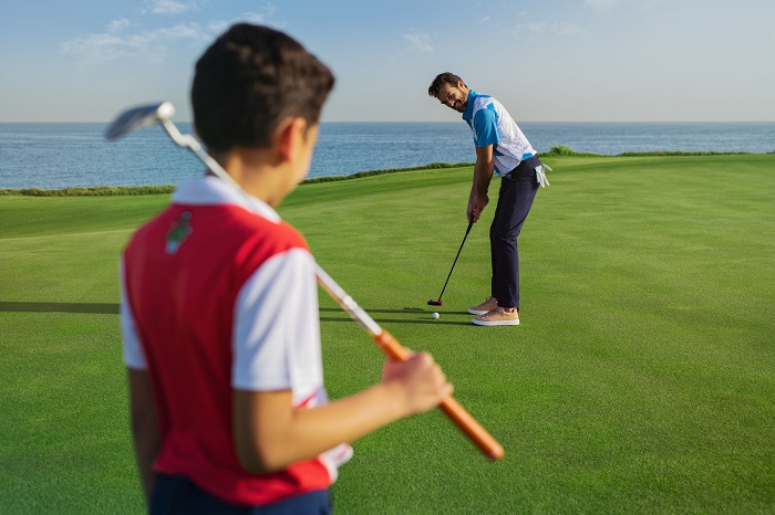 Al Mouj Golf retains 2nd place in top 20 golf courses in the Middle East