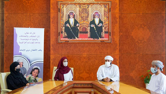 Initiative for children with disabilities launched