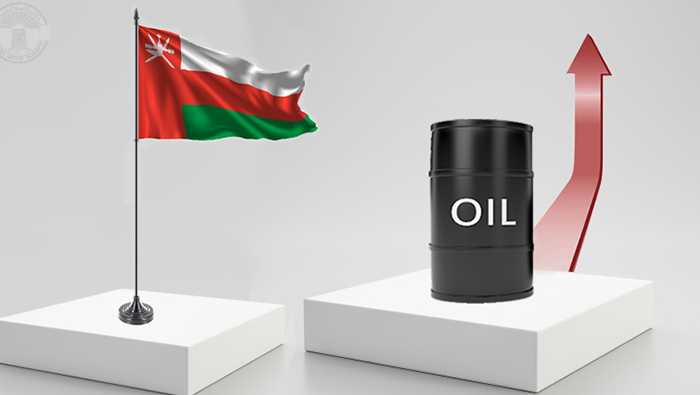Oman oil price rises by 71 cents