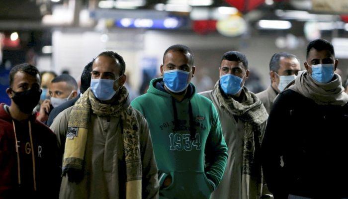 مصر: إصابات كورونا ارتفعت 5 أضعاف
