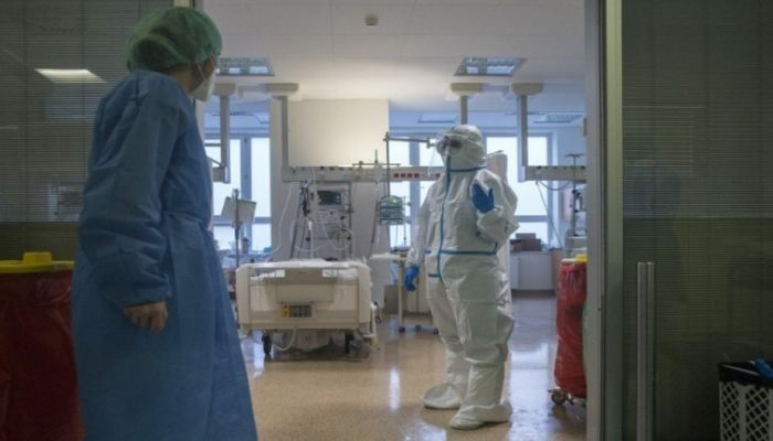 الصحة : 275 مريض بفيروس كورونا يرقد في العناية المركزة