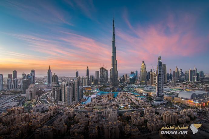 Oman air issues statement regarding Dubai flights