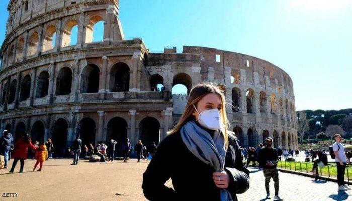 إصابات كورونا في إيطاليا تتجاوز 4 ملايين حالة