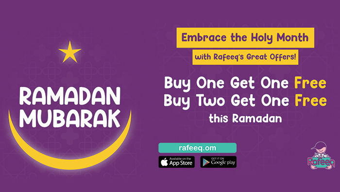Rafeeq – always there for you this Ramadan