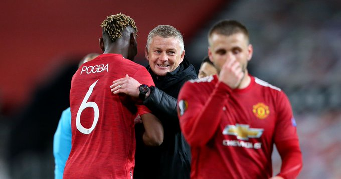 Solskjaer wants Paul Pogba and Cavani to stay at Manchester United