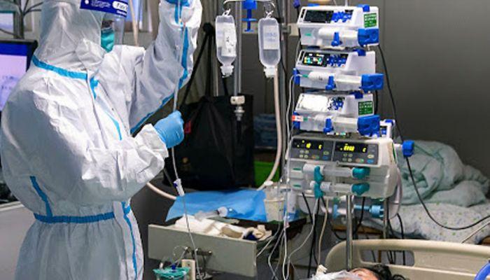 الصحة : 285 مريضاً بفيروس كورونا يرقد في العناية المركزة