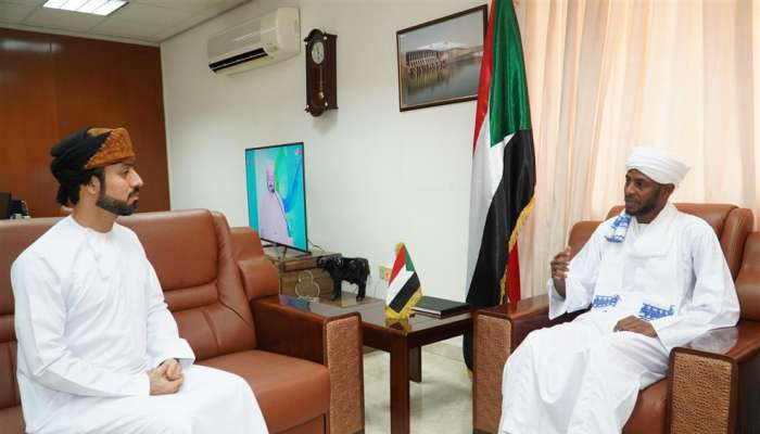Sudanese embassy official praises ties with Oman