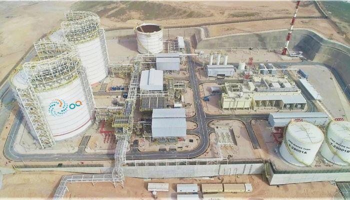 أوكيو تبدأ التشغيل التجريبي لمصنعها للغاز البترولي المسال بظفار