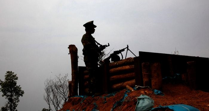 Rebels claim to have shot down military helicopter in Myanmar