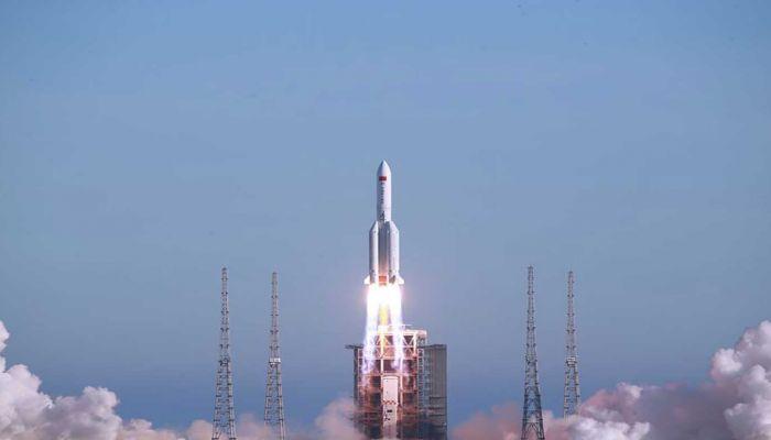 صاروخ صيني خرج عن السيطرة قد يهدد المناطق المأهولة بالبشر
