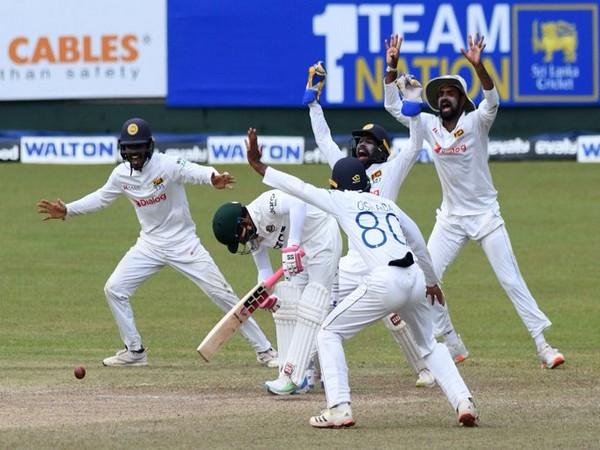 Jayawickrama scalps eleven as hosts register 209-run win