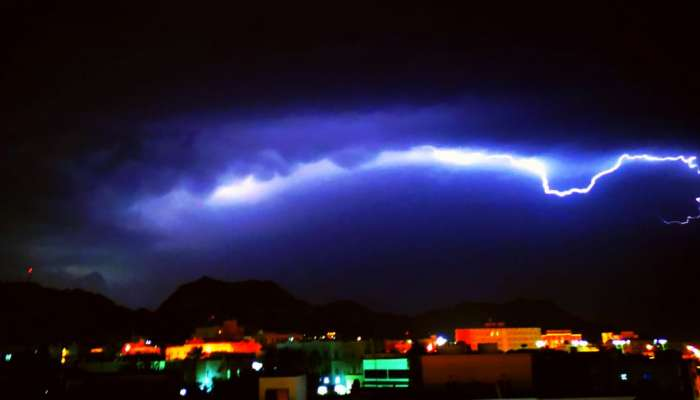 Weather alert: Thunderstorms over some parts of Oman
