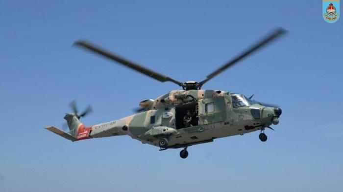 Royal Air Force performs medical evacuation in oman