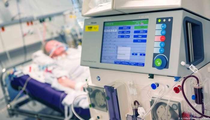 الصحة : 287 مريضاً بفيروس كورونا يرقد في العناية المركزة