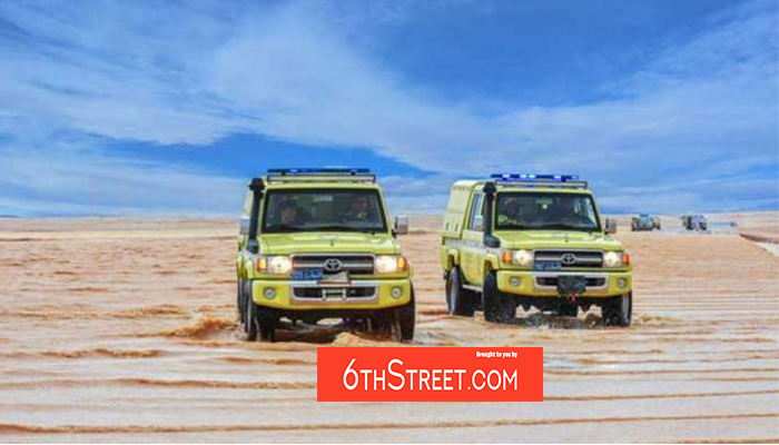 Oman's Civil Defence and Ambulance to stop receiving visitors from May 9