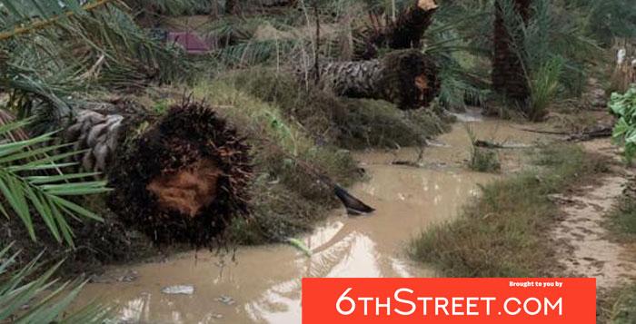 Heavy rains recorded in many parts of Oman