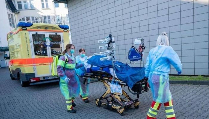 ألمانيا تسجل أكثر من 18 ألف إصابة بكورونا في يوم واحد