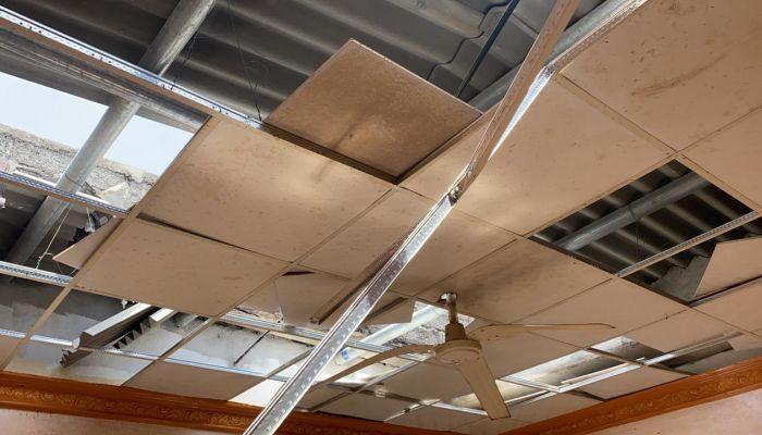 دار العطاء تطلق مبادرة لصيانة المنازل المتضررة من 'أخدود السحب الثقال'