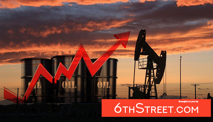 Oman oil price rises by $1.90
