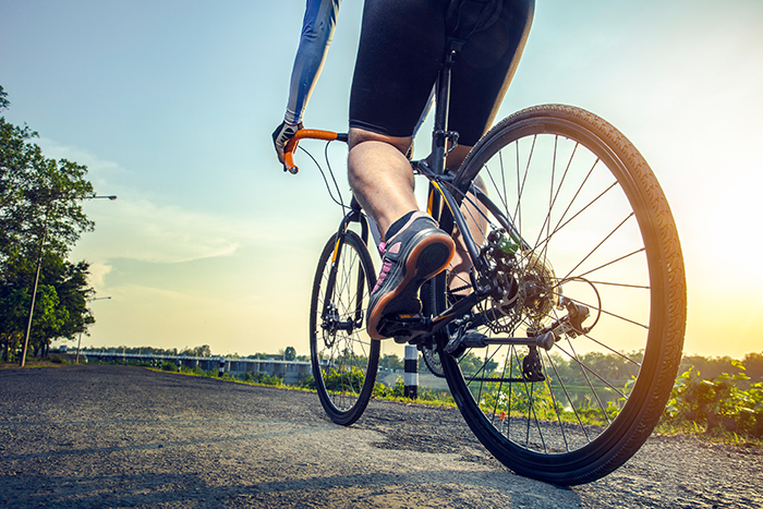 Cycling: Key to a healthier life