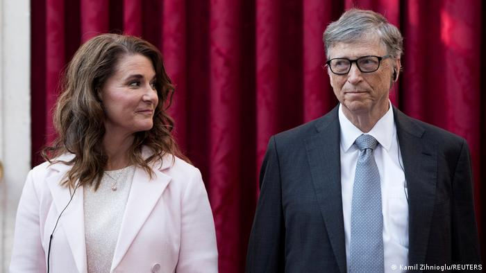 Billions in charity could be jeopardised by divorce of Bill and Melinda Gates