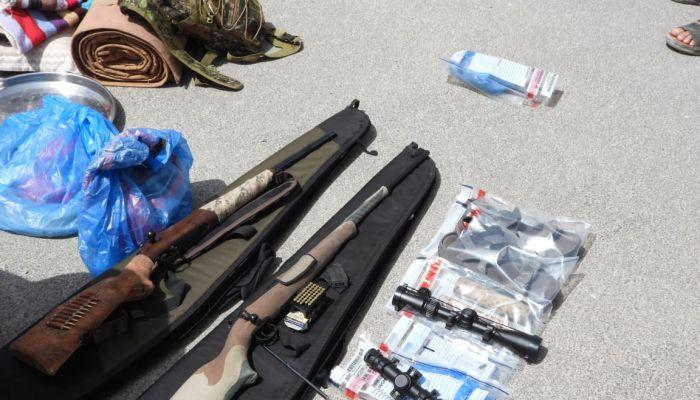 إدانة مواطنين اثنين بجنحة حيازة أسلحة غير مرخصة