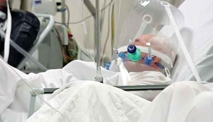 الصحة : 283 مريضاً بفيروس كورونا يرقد في العناية المركزة