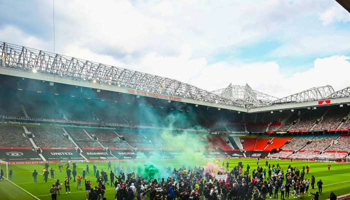 Postponed United-Liverpool clash to be played on May 13