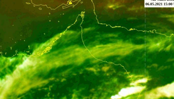 الأرصاد تنبه من غزارة الأمطار على جنوب الشرقية