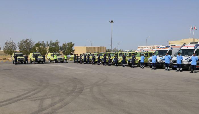 هيئة الدفاع المدني تصدر تنبيهًا لسكان مسقط