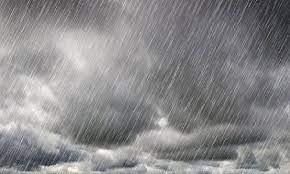 تنبيه بغزارة الأمطار على 8 محافظات